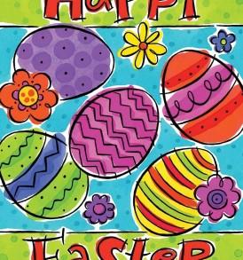 Custom Decor Easter Egg Toss