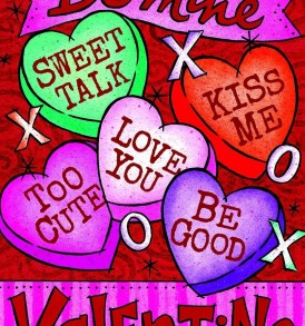 Conversation Heart