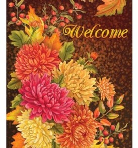 Welcome Mums