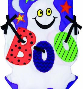 BOO Halloween Ghost