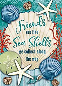 Friends and seashells