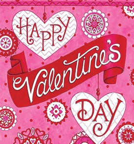 Valentine's greetings