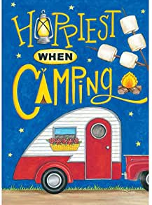 happiest camping