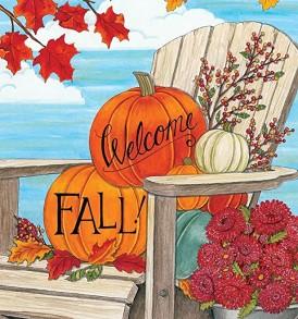 welcome fall adirondack