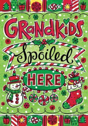 Grandkids Christmas